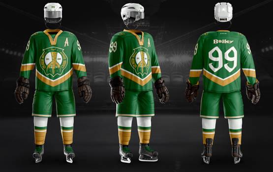 Hockey Uniform - Holyhead Harpies Quidditch Club