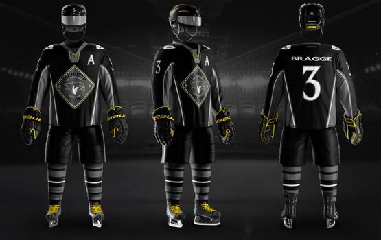 Hockey Uniform - Falmouth Falcons Quidditch Club