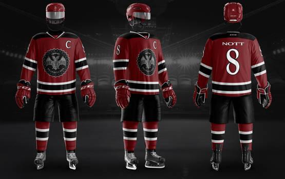 Hockey Uniform - Ballycastle Bats Quidditch Club