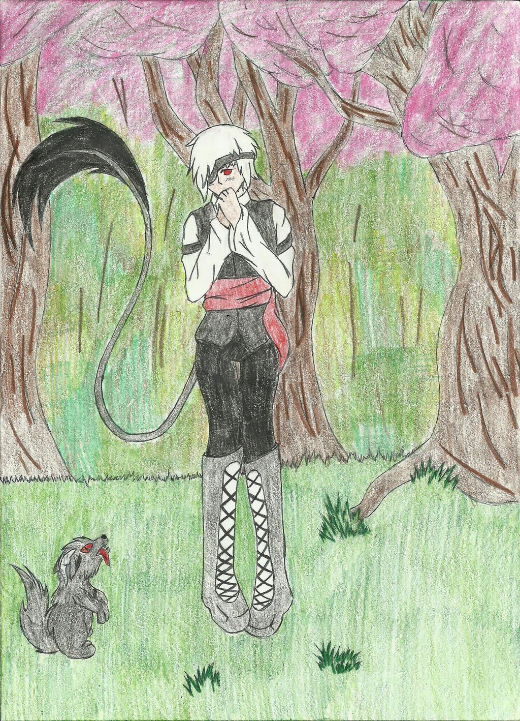 Commission:  Ryuu by ShadowAngelBlood