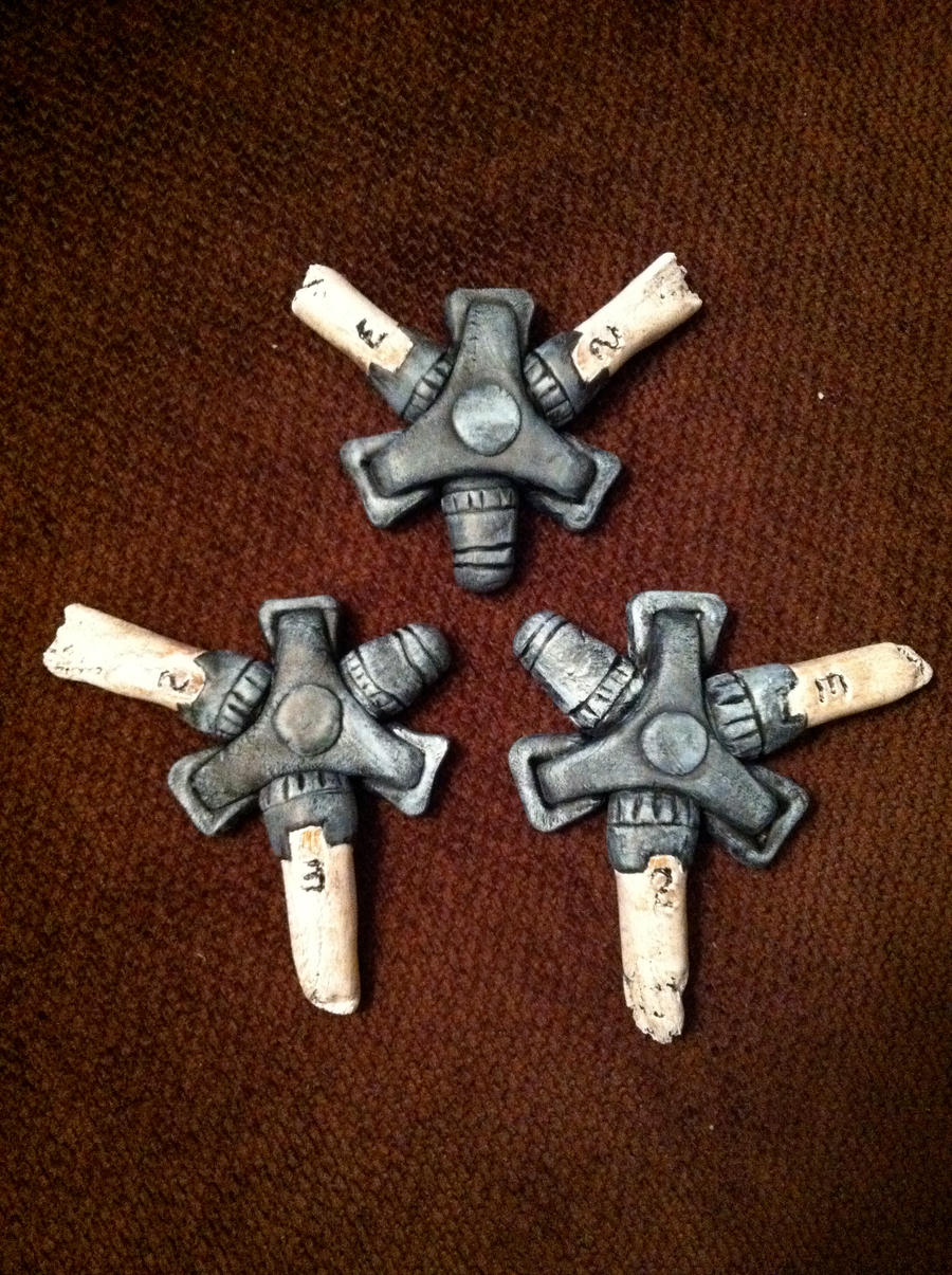 Dishonored: Bone Charms by Antiquated-Inquirer