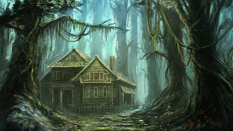 Fantasy Houses Drawing Fantasy Art Art Draw