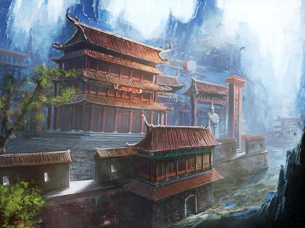 Citadel by mrainbowwj