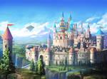 Mobile Game Castle