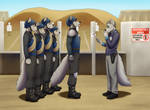 Garrison Inspection by xcountingbodiesx