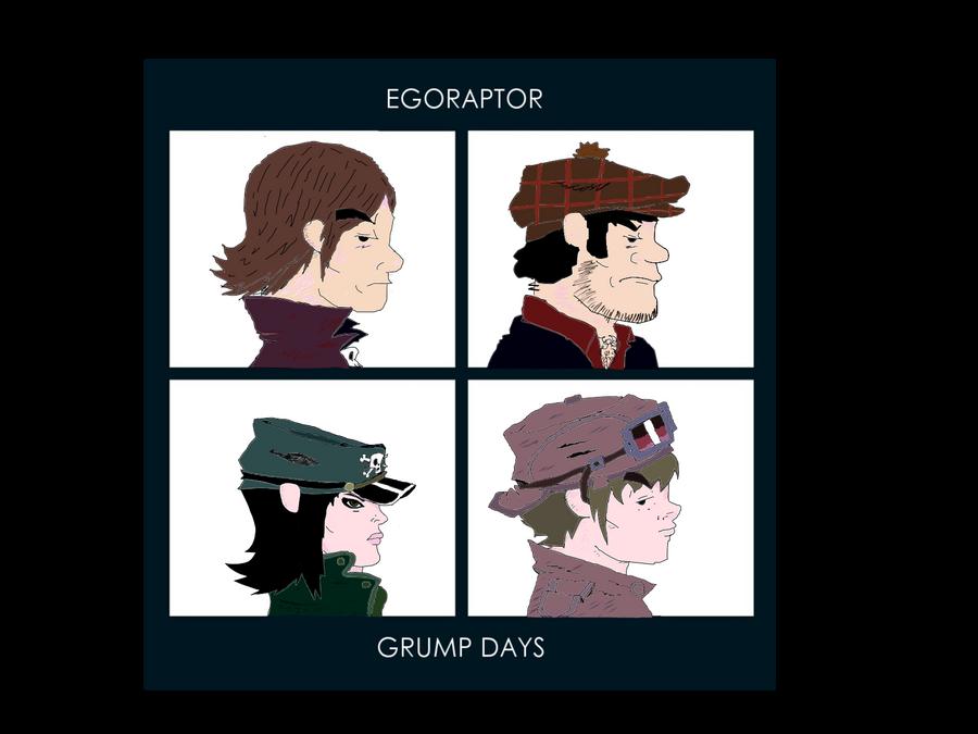 Egoraptor - Grump Days...