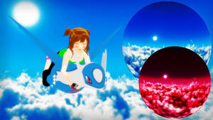 MMD DL Series: Above the Clouds Skydomes DL