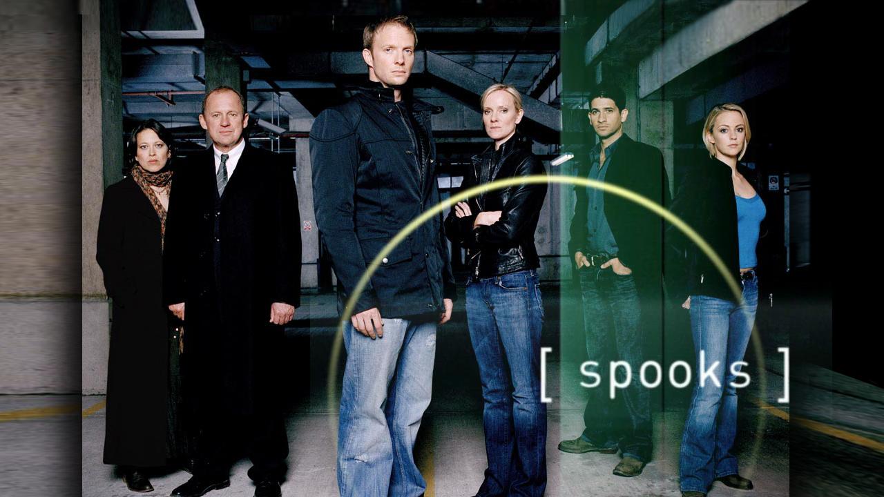 Spooks 2x04 y 2x05 Vose Disponible