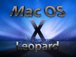 Mac OS X Leopard blue