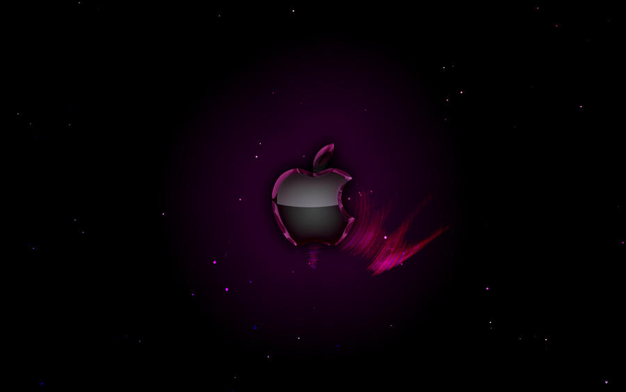 Apple Logo Vortex by Jonathan3333
