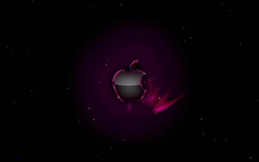 Apple Logo Vortex