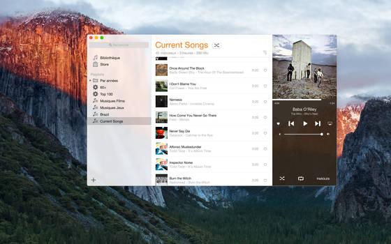 Simple iTunes