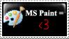 MS Paint Stamp ::Redo:: by Zayix