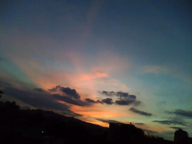 Pretty Sunset :D by xDGiiRL