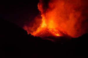 Volcano Etna 03 - 17/11/2013 by OmbraSilente