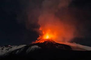 Volcano Etna 02 - 17/11/2013 by OmbraSilente