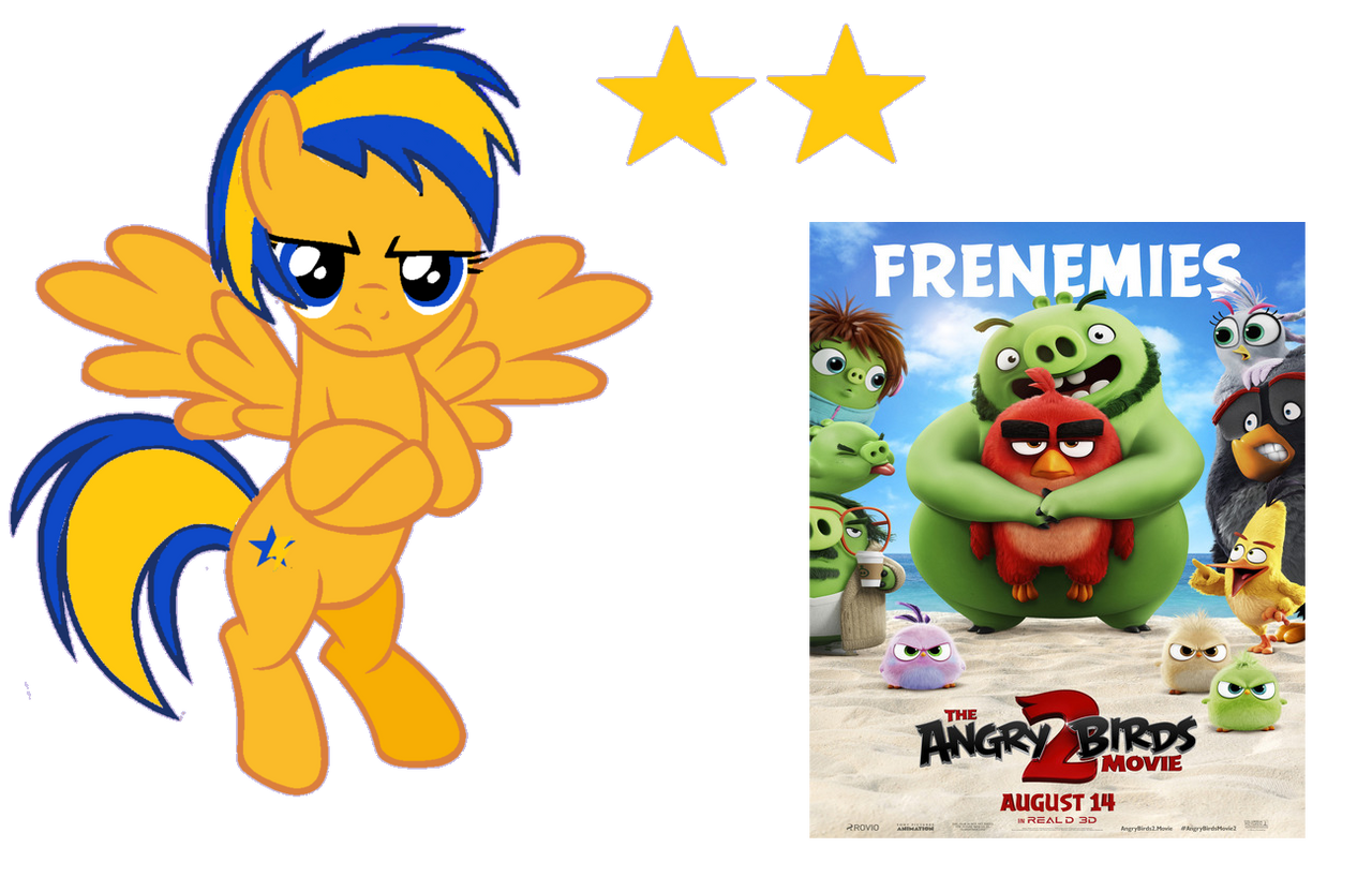 The Angry Birds Movie 2 Review By Mlpfan3991 On Deviantart
