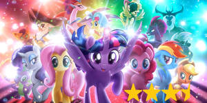 'My Little Pony: The Movie' (2017) Review Part 1