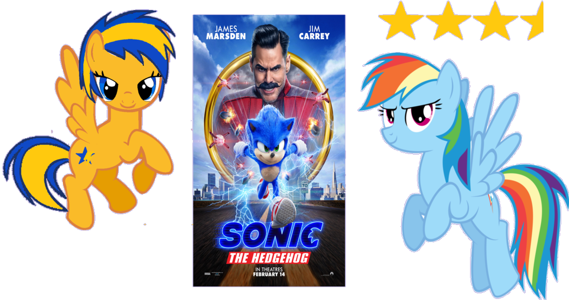 Sonic The Hedgehog 2019 2020 Review By Mlpfan3991 On Deviantart