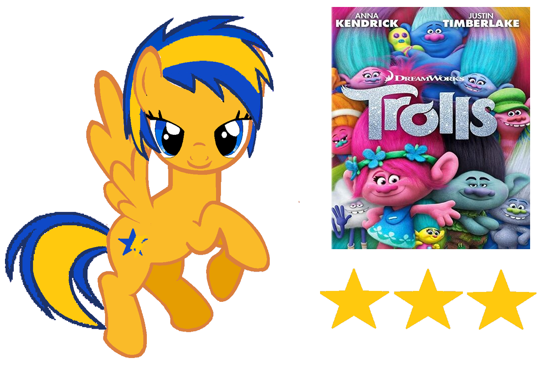 Trolls 2016 Review By Mlpfan3991 On Deviantart