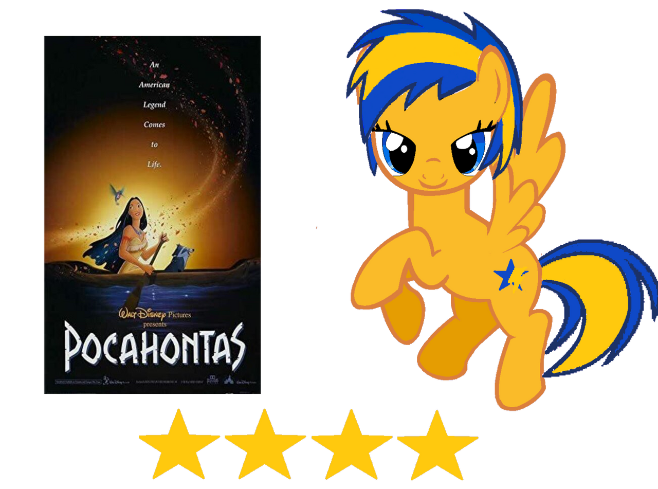 Pocahontas 1995 Review By Mlpfan3991 On Deviantart