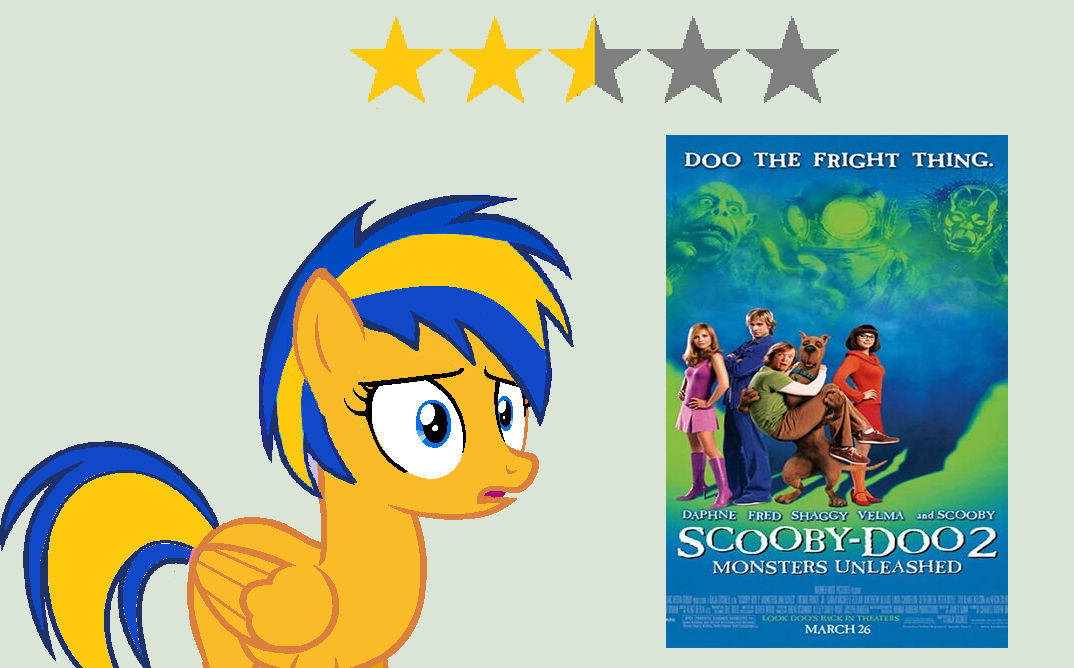 Scooby Doo 2 Monsters Unleashed 2004 Review By Mlpfan3991 On Deviantart