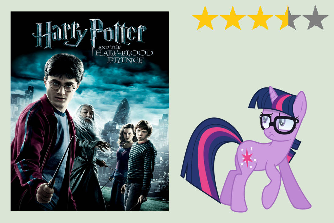 Harry Potter And The Half Blood Prince 2009 By Mlpfan3991 On Deviantart