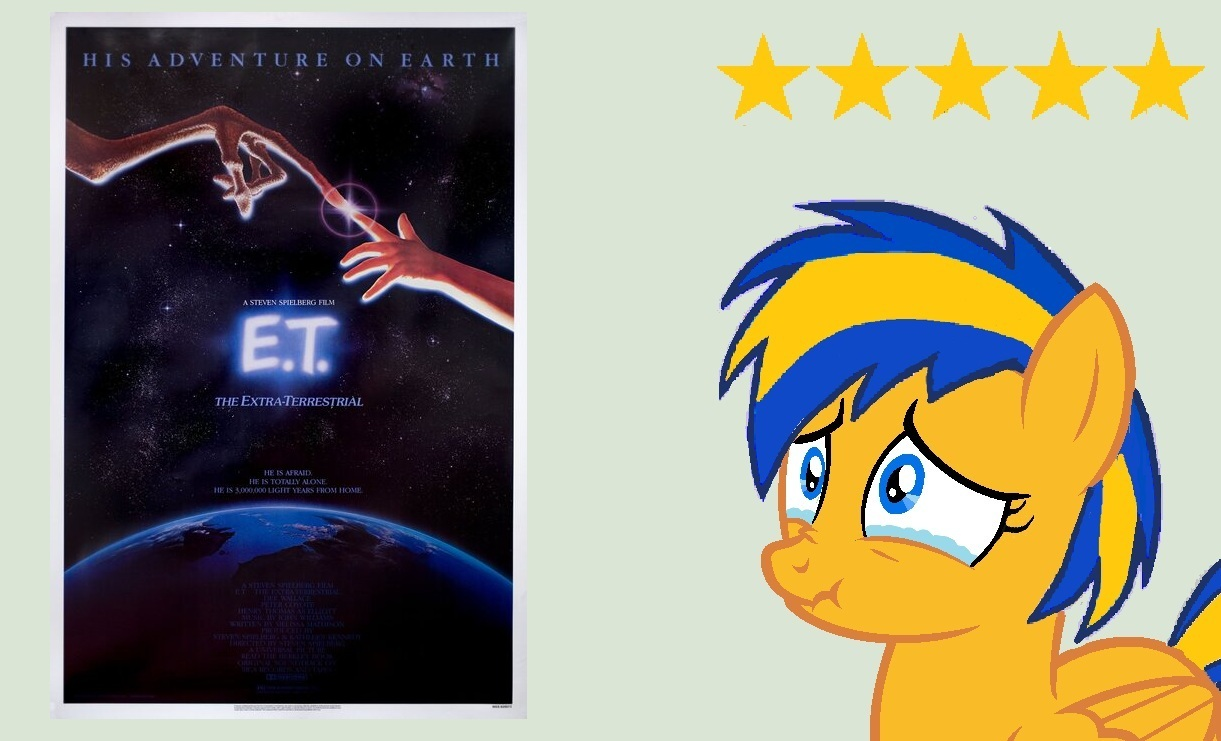 E T The Extra Terrestrial 1982 Review By Mlpfan3991 On Deviantart