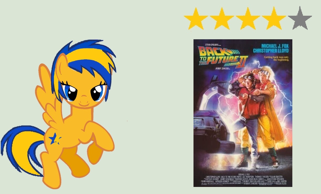 Back To The Future Part Ii 1989 Review By Mlpfan3991 On Deviantart