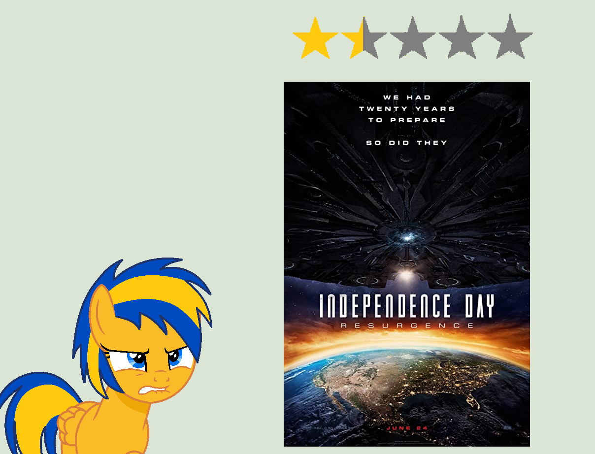 Independence Day Resurgence 2016 Review By Mlpfan3991 On Deviantart