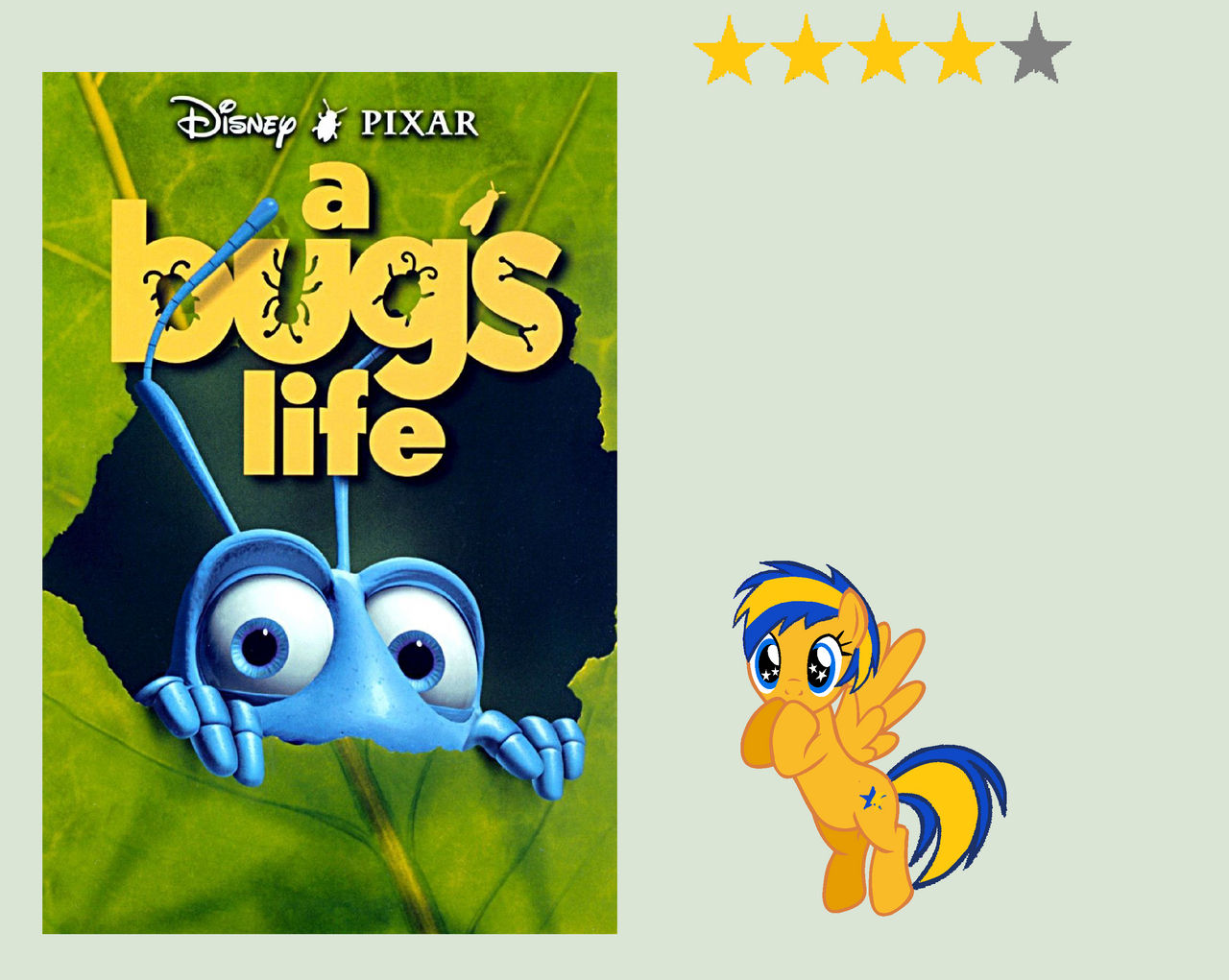 A Bug S Life 1998 Review By Mlpfan3991 On Deviantart