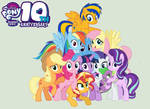 A Special Tribute to MLP:FIM (10 Magical Years)