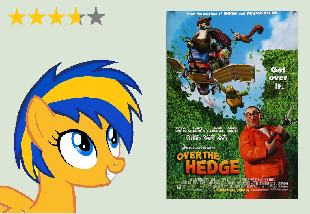 Over The Hedge 2006 Review By Mlpfan3991 On Deviantart