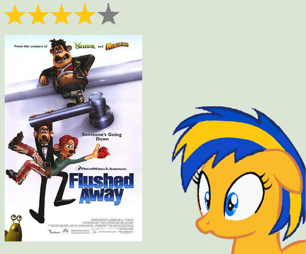 Flushed Away 2006 Review By Mlpfan3991 On Deviantart
