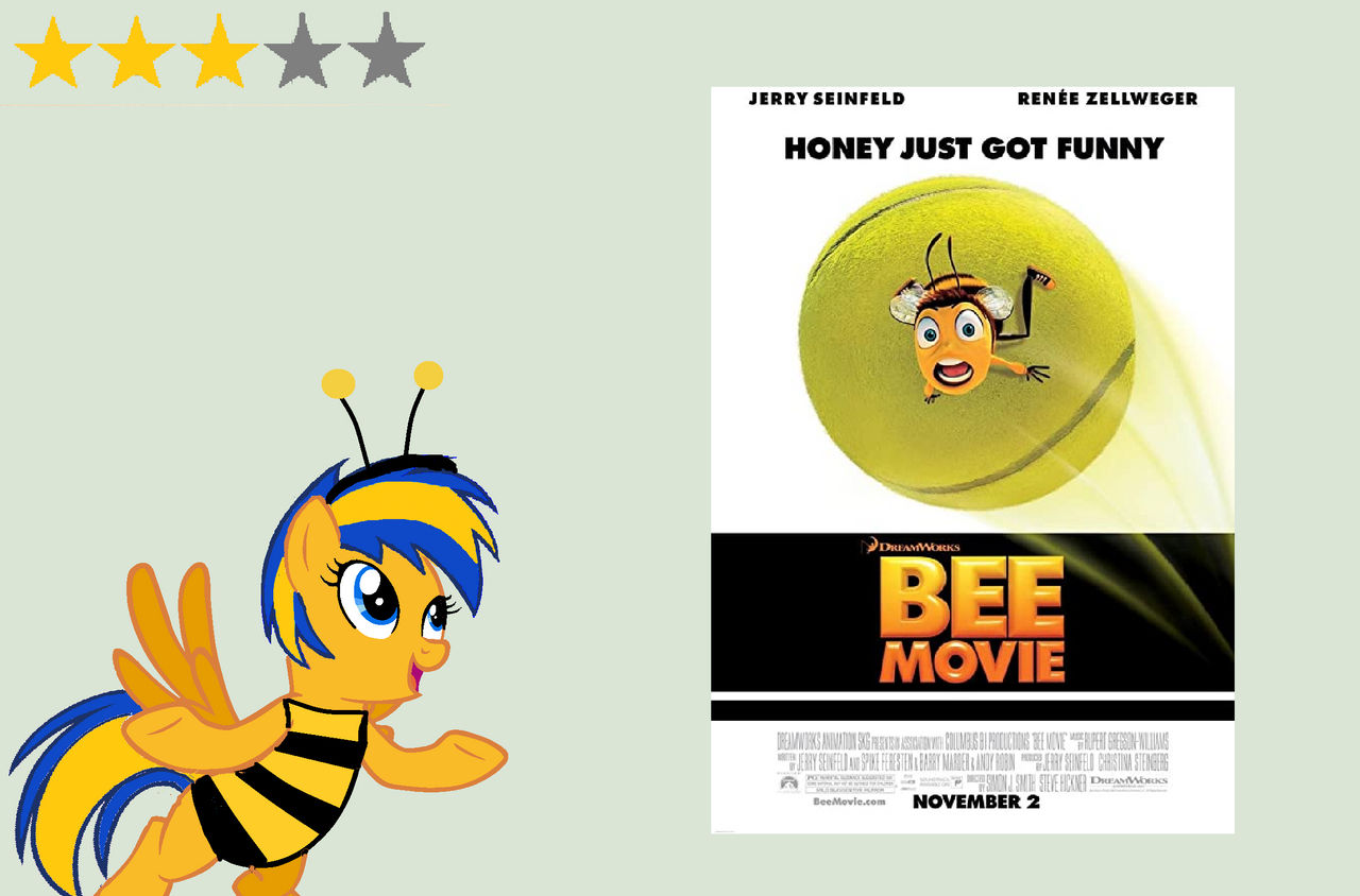 Bee Movie 2007 Review By Mlpfan3991 On Deviantart