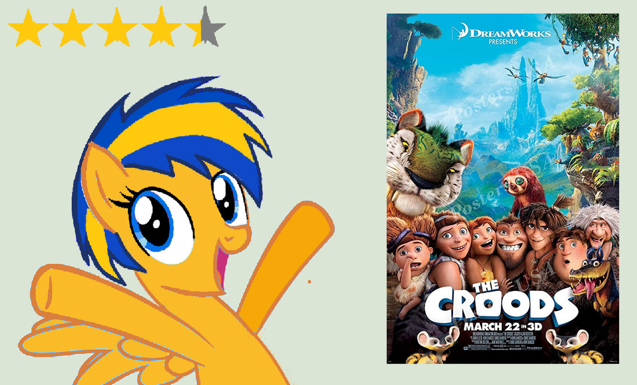 The Croods 2013 Review By Mlpfan3991 On Deviantart