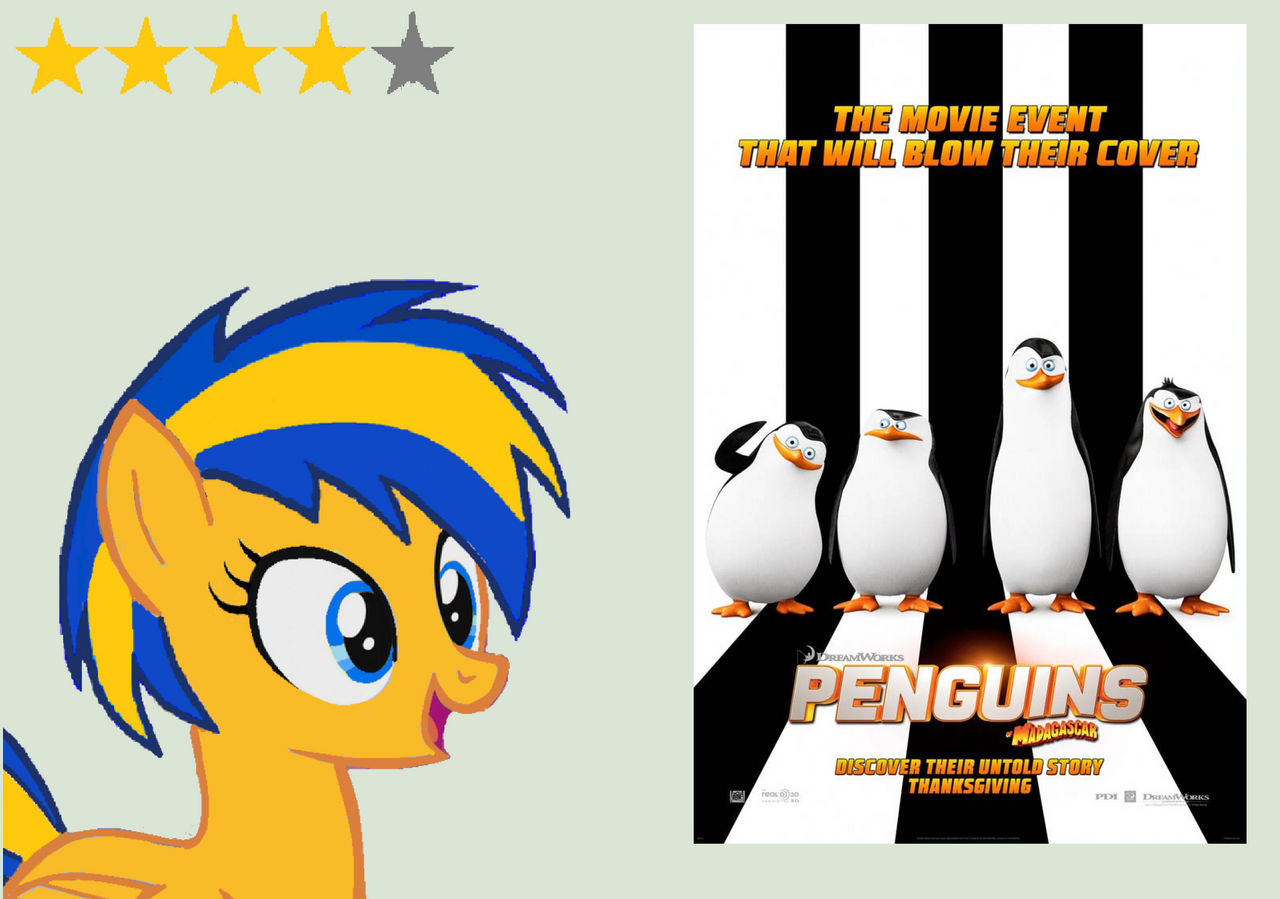 The Penguins Of Madagascar 2014 Review By Mlpfan3991 On Deviantart