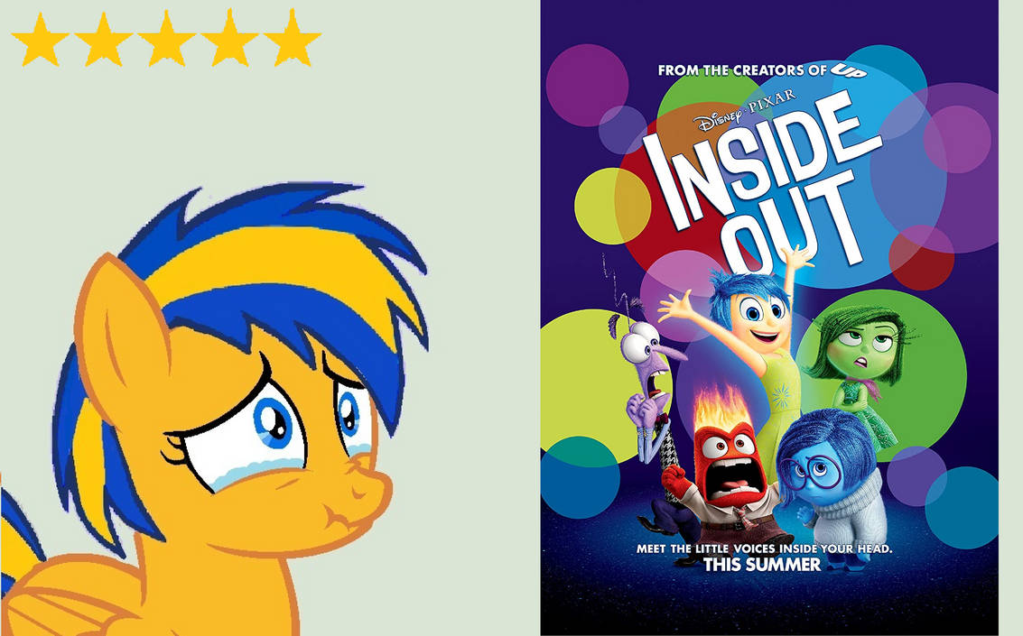 Inside Out 2015 Review By Mlpfan3991 On Deviantart