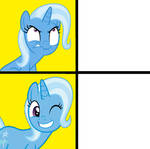 Trixie Disapproves/Approves