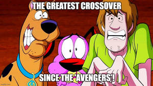 Scooby Meets Courage