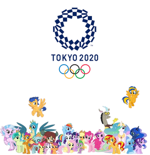 The Olympics 2020/21 Are Here!