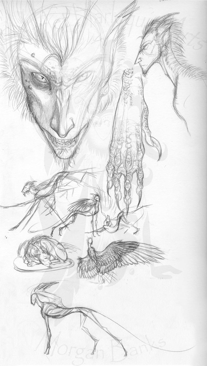 Random -Jhousk- by Scarlet-Harlequin-N