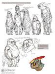 Kolendian sketches