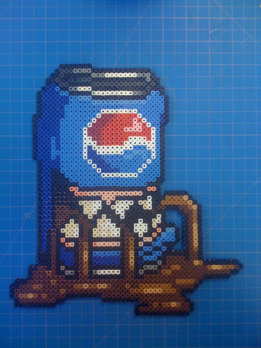 Pepsi by Drayain