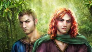 Osbern and Edric