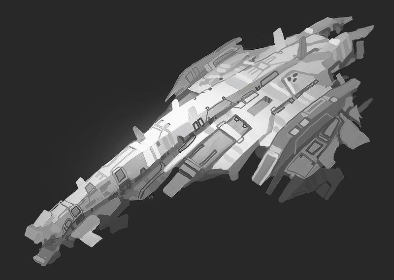 Titan-Naam interceptor by Talros