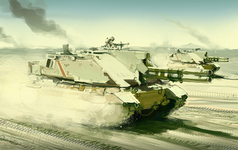 Heavy Gear by Talros