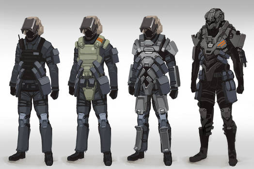 TS Troop concepts