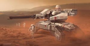 Mars tank SP