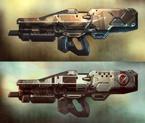 Weapon concept #1